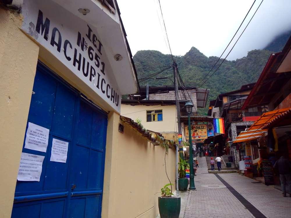 Agua Calientes - Machu Picchu: les secrets d'une aventure à moins de 99 $ - Nomad junkies