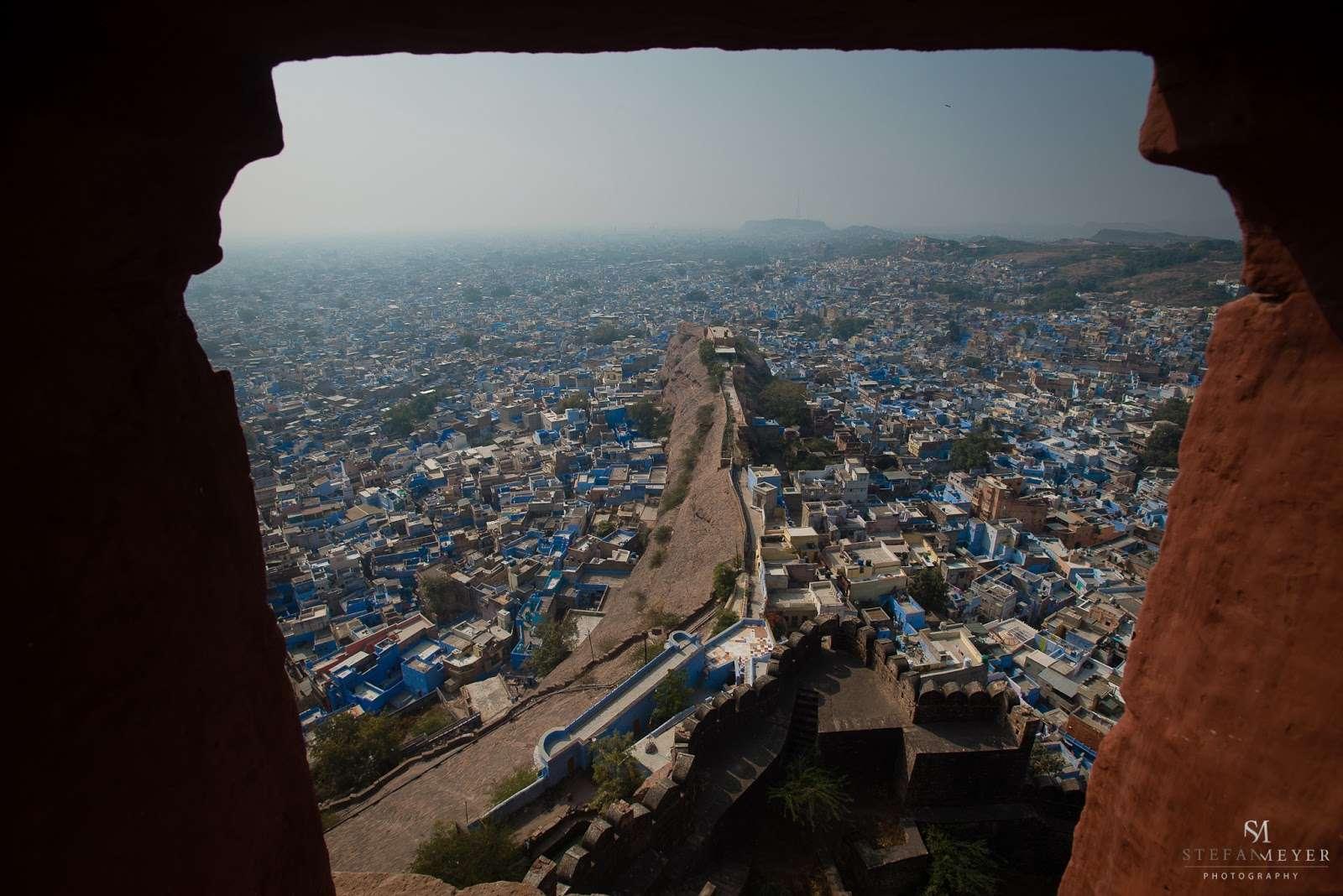 Jodhpur - inde Crédit photo : Stefan Meyer Travel Blog – L'Inde et la redéfinition de la normalité