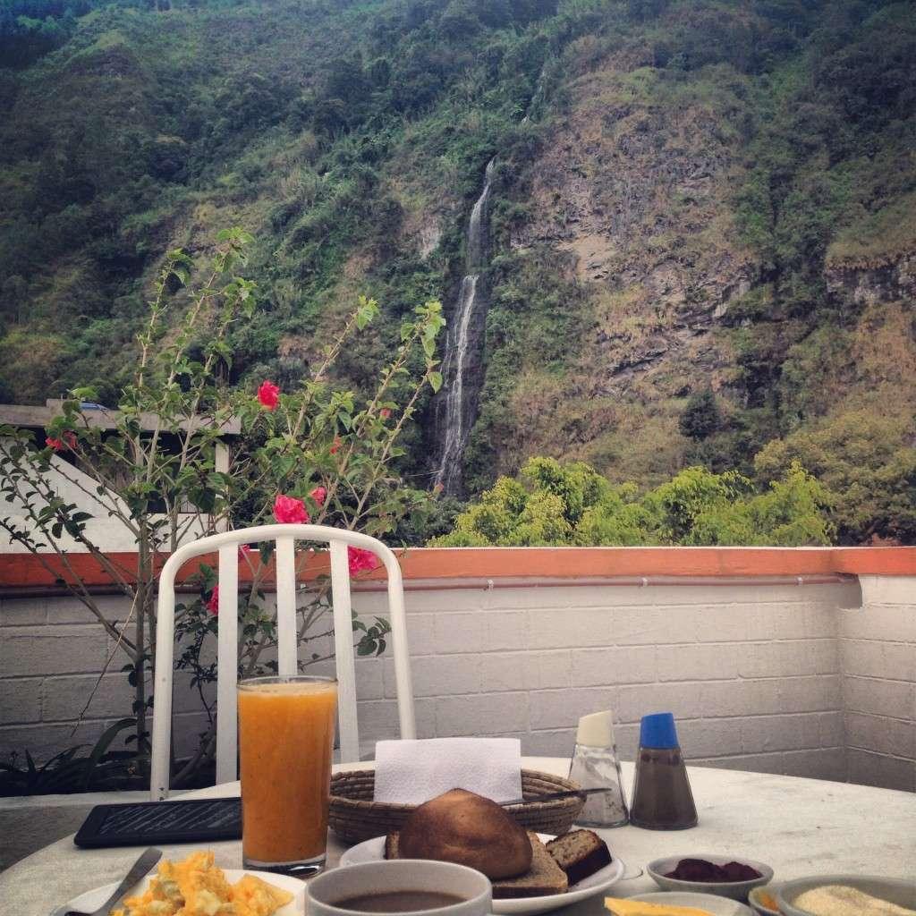 Hostel Chimenea - Baños - Équateur - Nomad Junkies