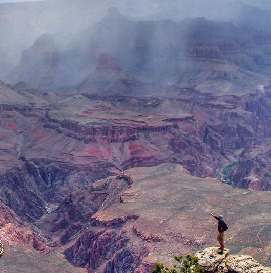 Canyon - Voyager pour échapper à la vraie vie (ou pour ne pas que la vie t'échappe?) - Nomad Junkies