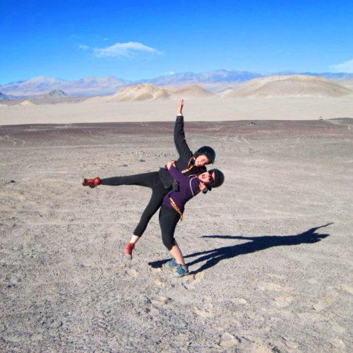 Premier rallye Roses des Andes en Argentine (récit d'une Québécoise)