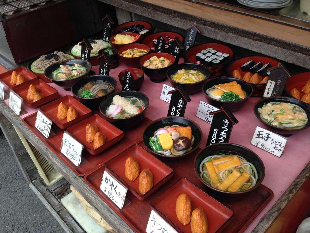 Plastic Food - Konnichiwa Japon - Nomad Junkies
