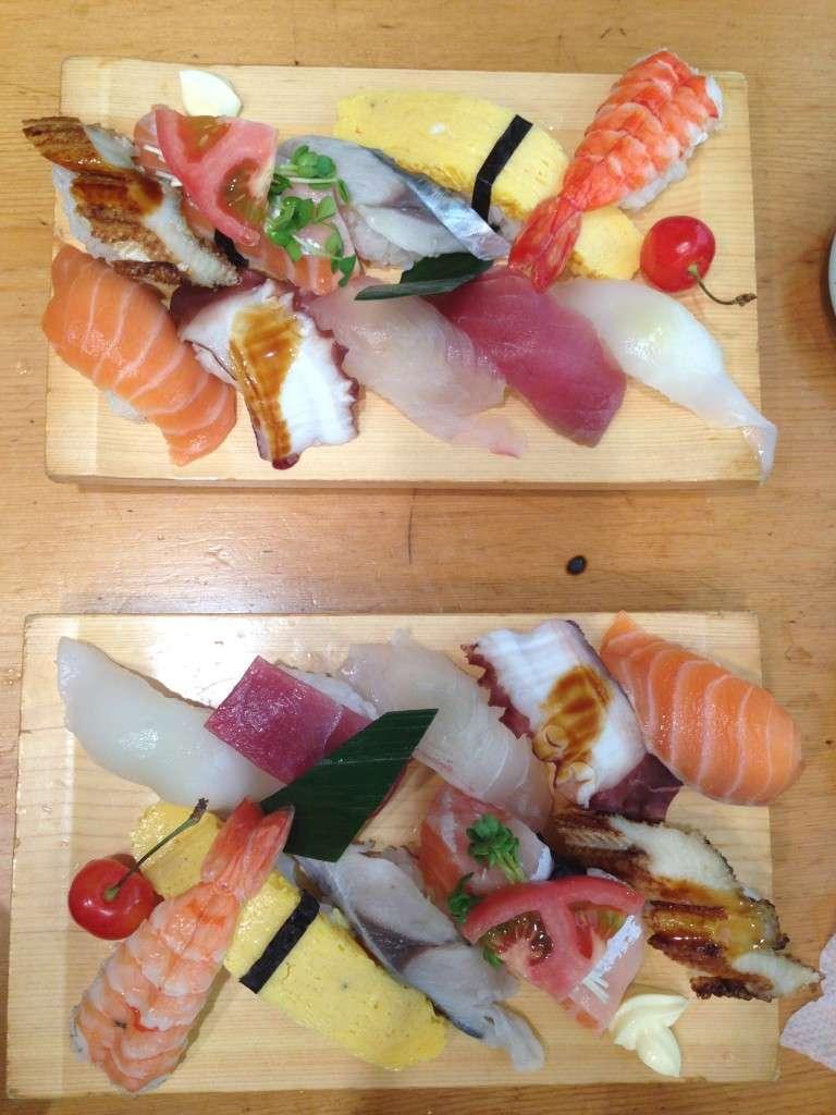 Sushi - Konnichiwa Japon - Nomad Junkies