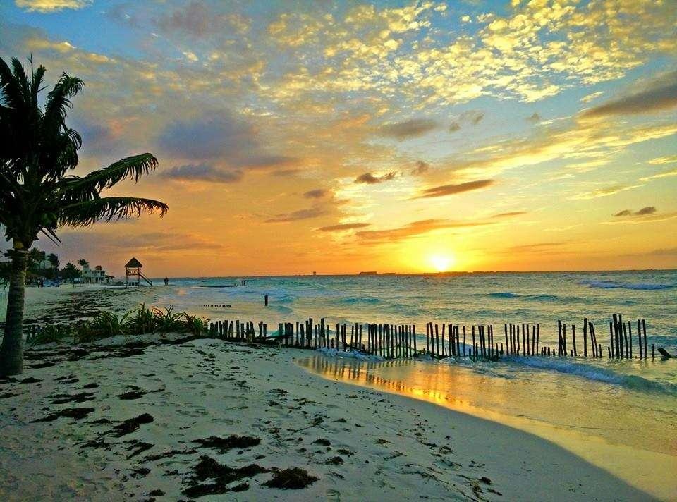 Coucher de soleil - 10 conseils essentiels pour un roadtrip au Mexique - Nomad Junkies