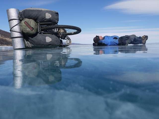 Mongolie - Portrait de nomade : 7 questions à Stephen Fabes qui parcourt le monde à vélo - Nomad Junkies