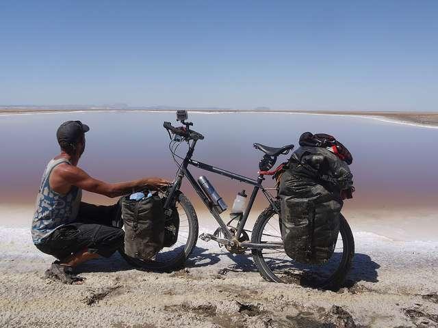 Baja Peninsula - Portrait de nomade : 7 questions à Stephen Fabes qui parcourt le monde à vélo - Nomad Junkies