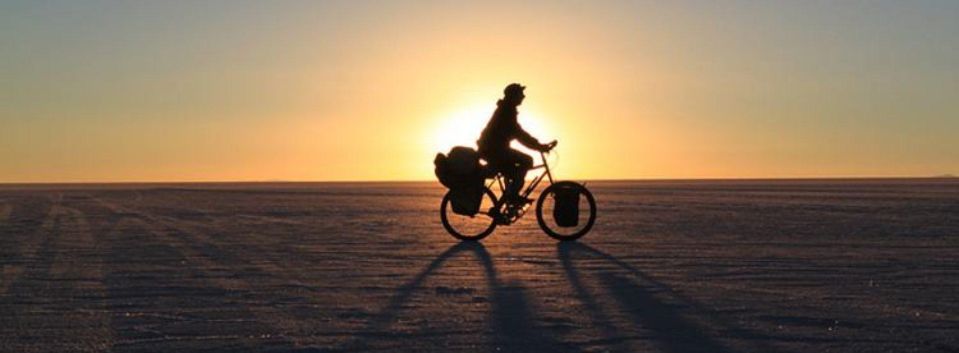 Portrait de nomade : 7 questions à Stephen Fabes qui parcourt le monde à vélo