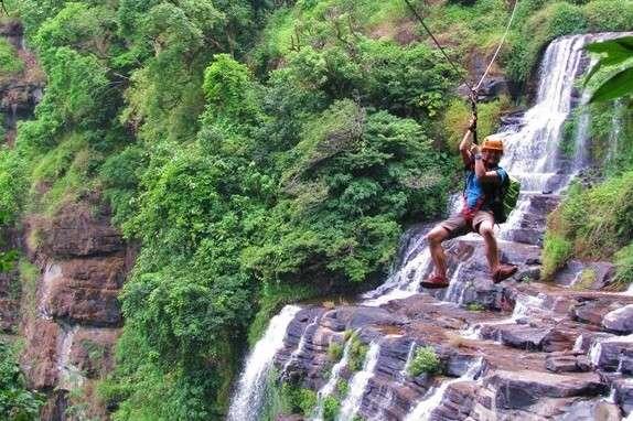 Cascades - Dormir jungle Laos - Nomad Junkies