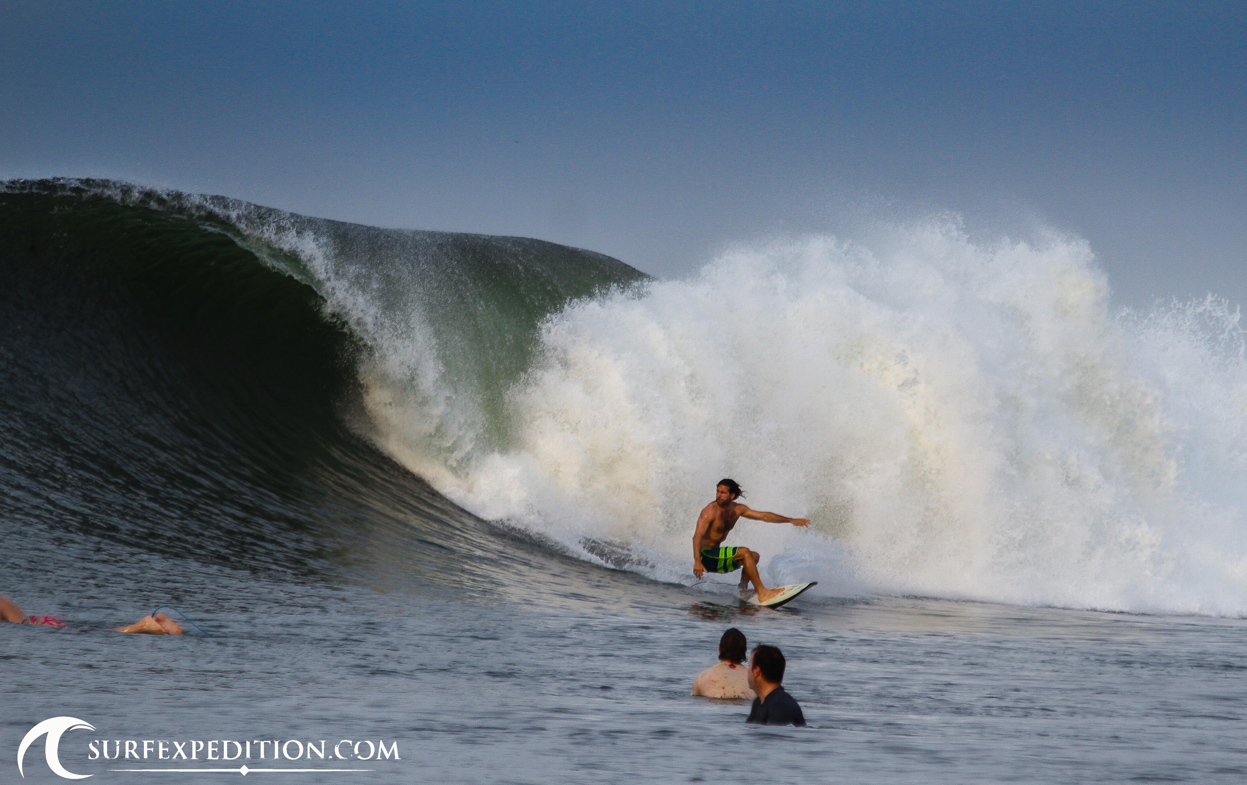 Surfing - Portrait de nomade Sebastion Surf Expedition - Nomad Junkies