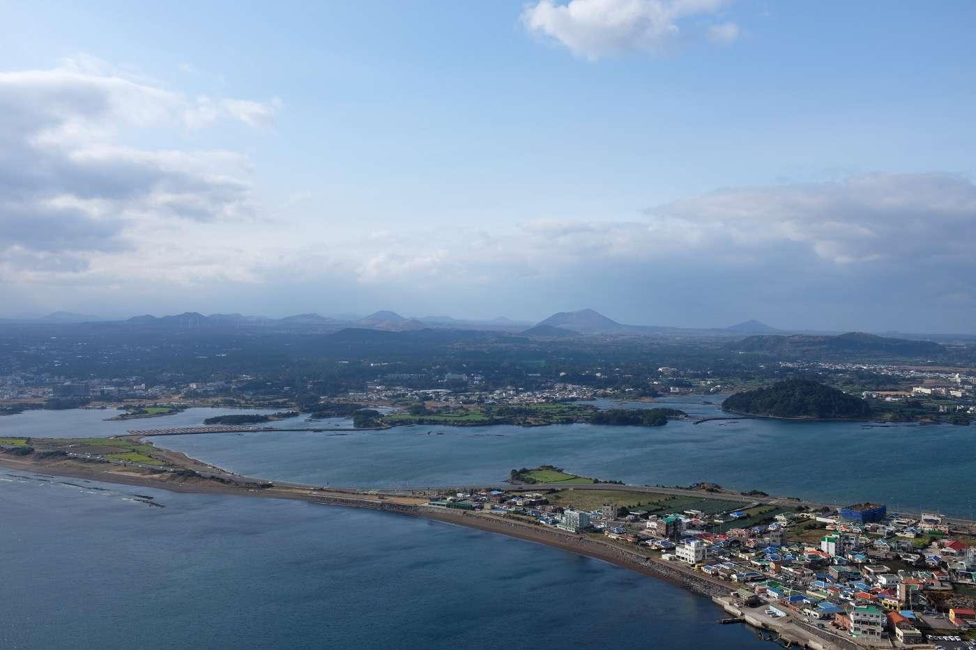 Jeju-du île voyage Corée du Sud