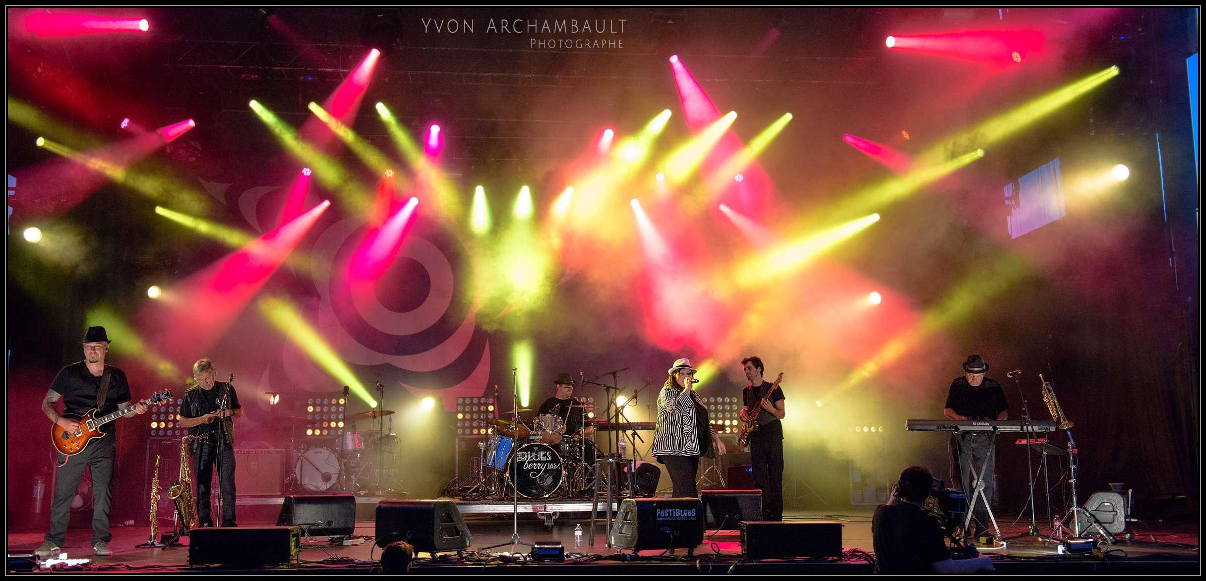 Festiblues de Montréal - Top 10 des festivals d'été au Québec - Nomad Junkies
