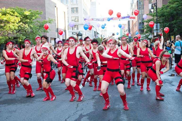 Montréal complètement cirque - Top 10 des festivals d'été au Québec - Nomad Junkies
