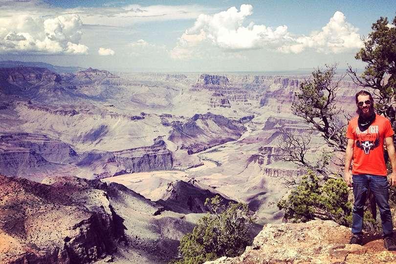 Grand Canyon - Le trip de moto d'une vie jusqu'au Guatemala - Nomad Junkies