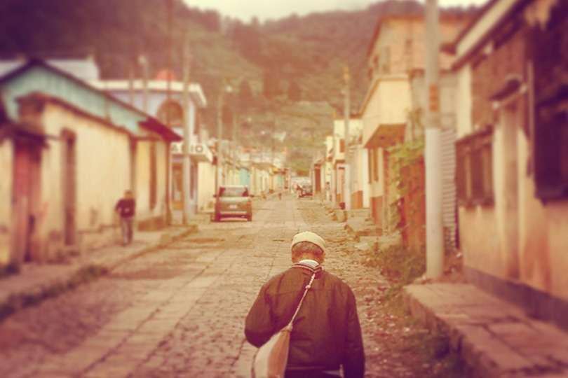 Village Guatemala - Le trip de moto d'une vie jusqu'au Guatemala - Nomad Junkies