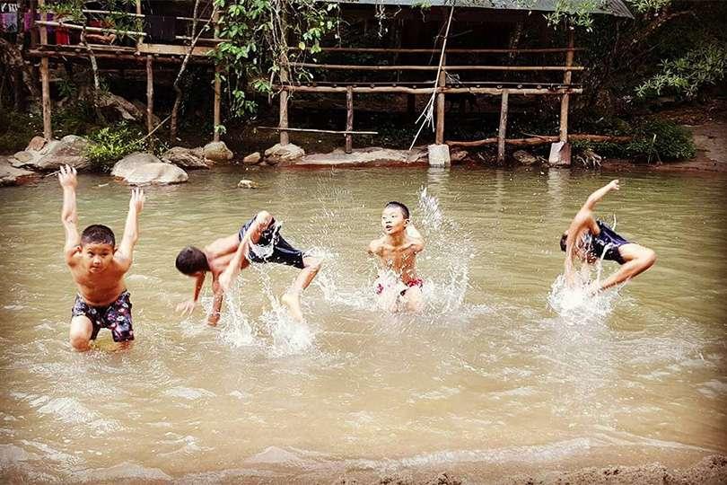 Enfants Thaïlande Asie - Confidences asiatiques - Nomad Junkies