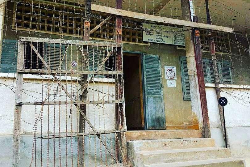 Phnom Penh Cambodge - Le voyage, ce n'est pas toujours rose - Nomad Junkies