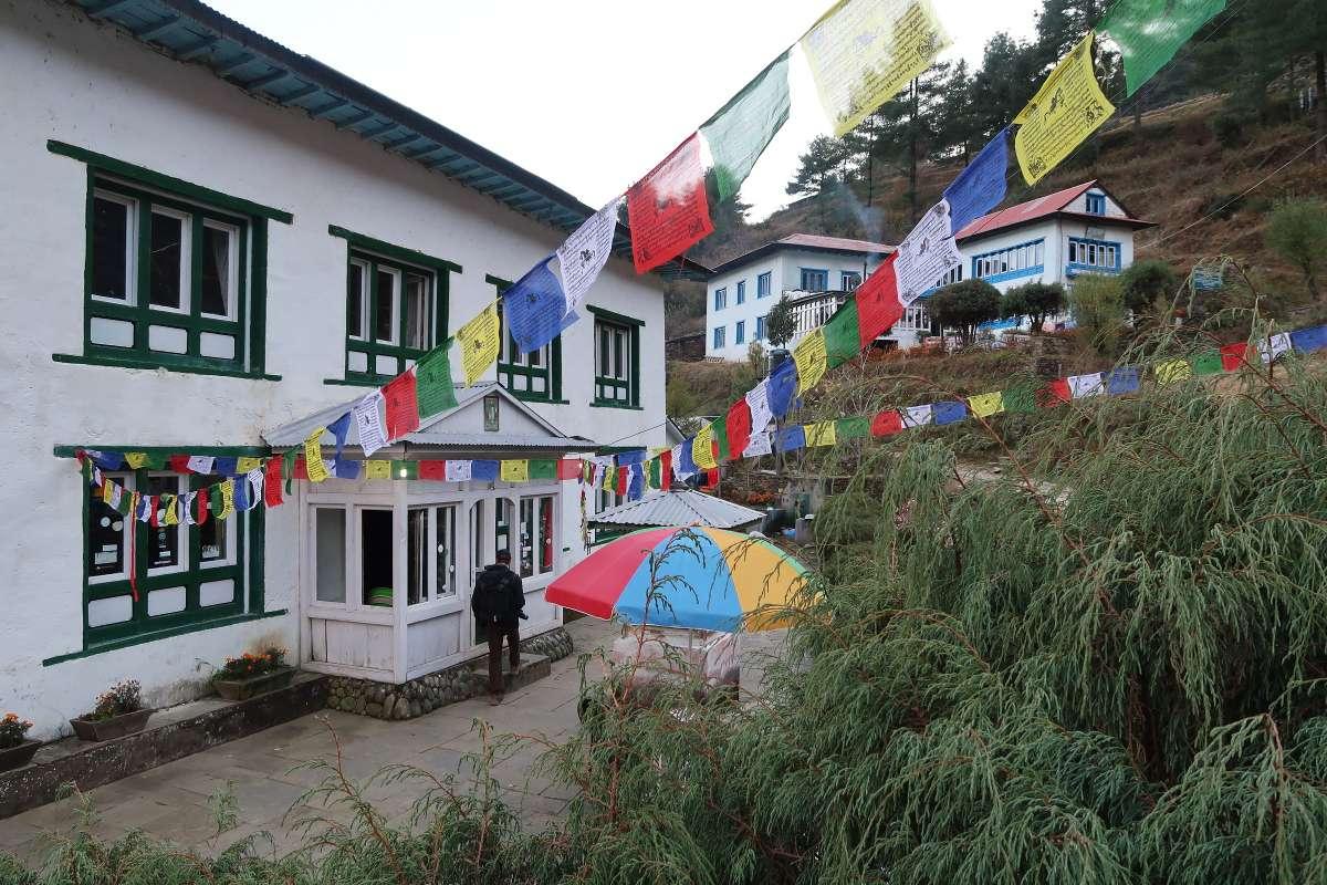 Tea House - Katmandou à l'Everest : 21 jours de trek par l'ancienne route - Nomad Junkies