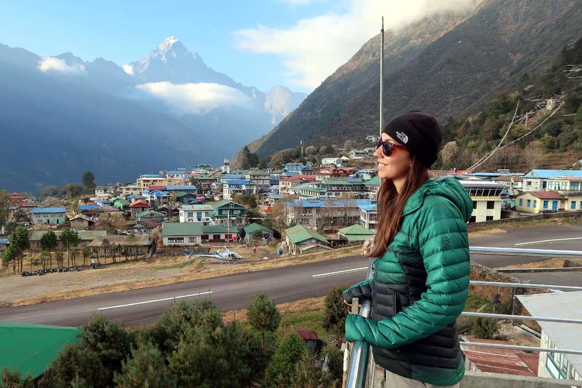 Lukla - The North Face Katmandou à l'Everest : 21 jours de trek par l'ancienne route - Nomad Junkies
