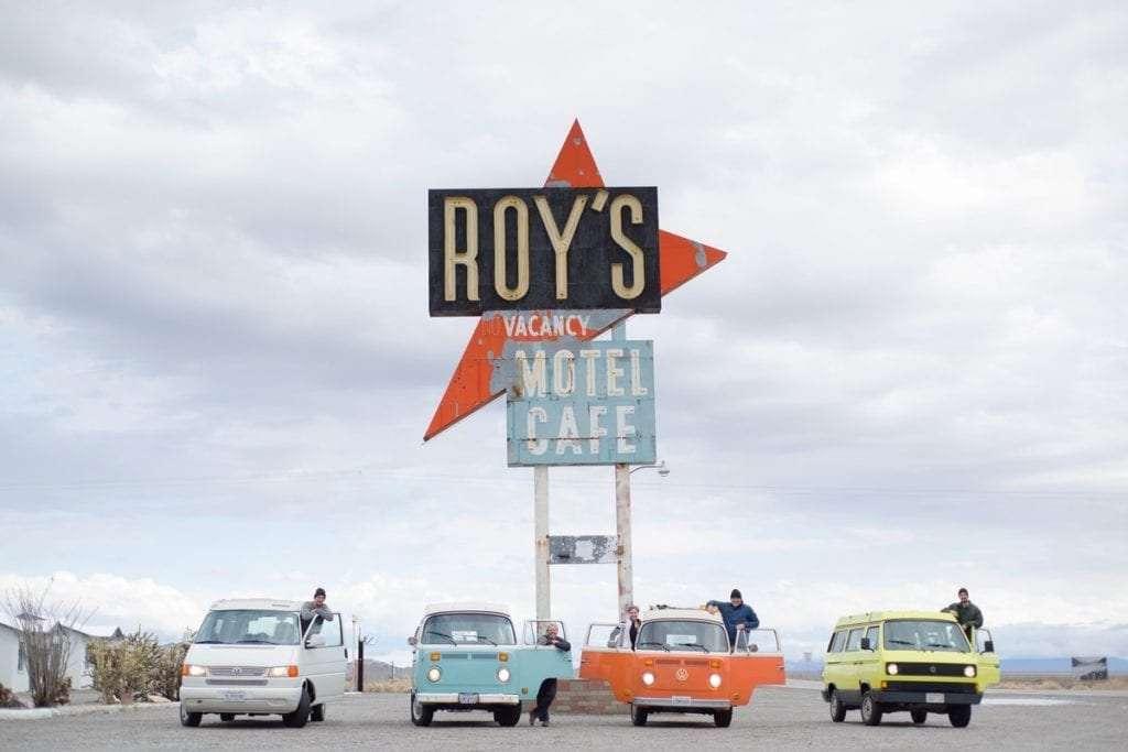 Roy's Westfalia - Portrait de nomade : 7 questions à Julien de Go-Van - Nomad Junkies