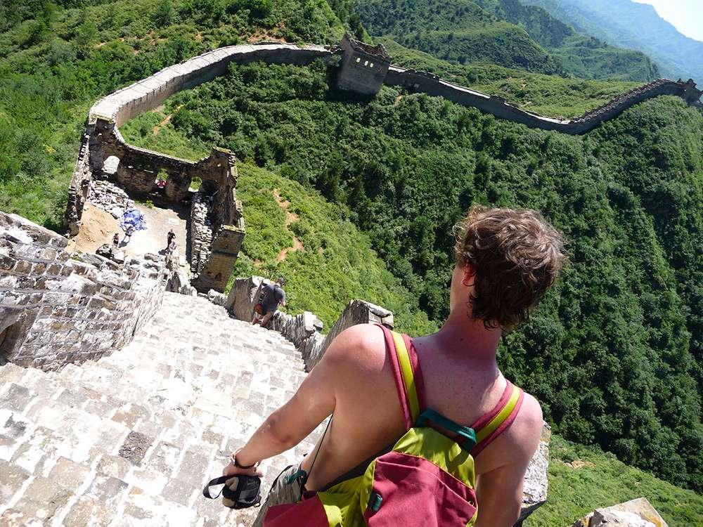 Chine - Portrait de nomade: 7 questions à Sylvain Schots de Odyseo - Nomad Junkies