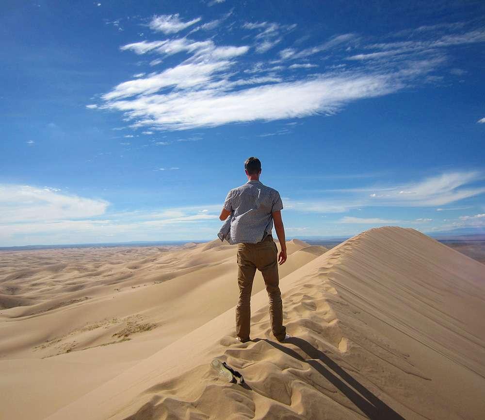 Mongolie - Portrait de nomade: 7 questions à Sylvain Schots de Odyseo - Nomad Junkies