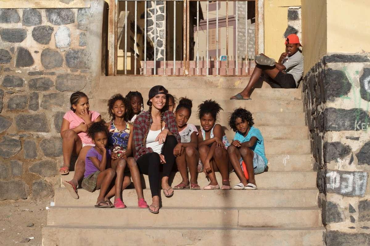 Enfants - Portrait de nomade : 7 questions à Valentine de Les flots - Nomad Junkies