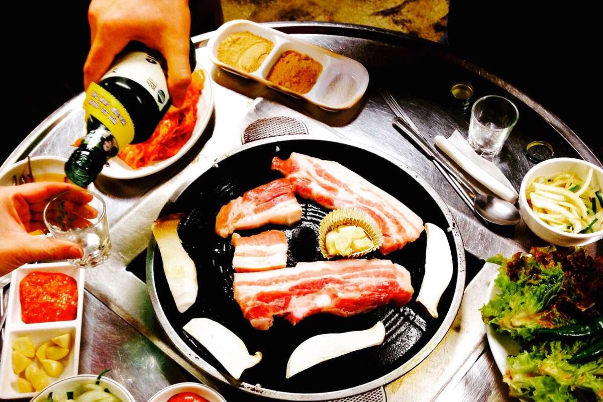 Nourriture - Corée du Sud sur un coup de tête- Nomad Junkies