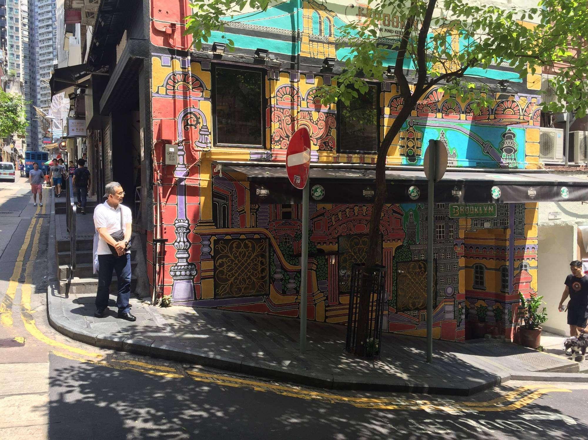 Honk Kong - Graffiti : Top 99 des villes les plus instagrammées - Nomad Junkies