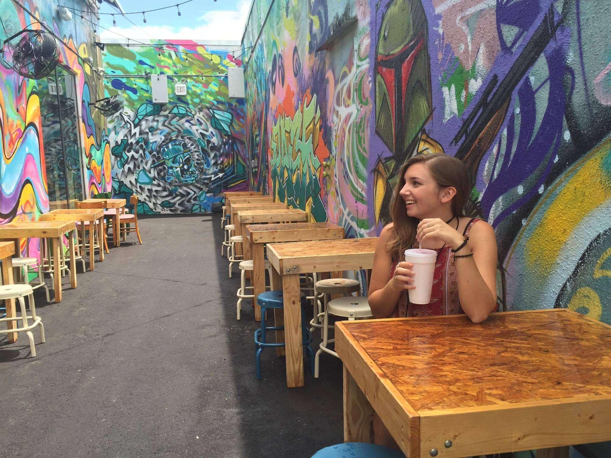 Miami Art District - Graffiti : Top 99 des villes les plus instagrammées - Nomad Junkies