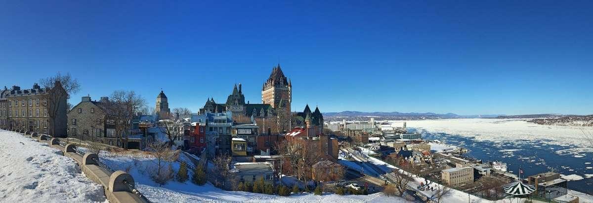Ville de Québec - 5 activités d'hiver inusitées à Québec à essayer au moins une fois dans sa vie - Nomad Junkies