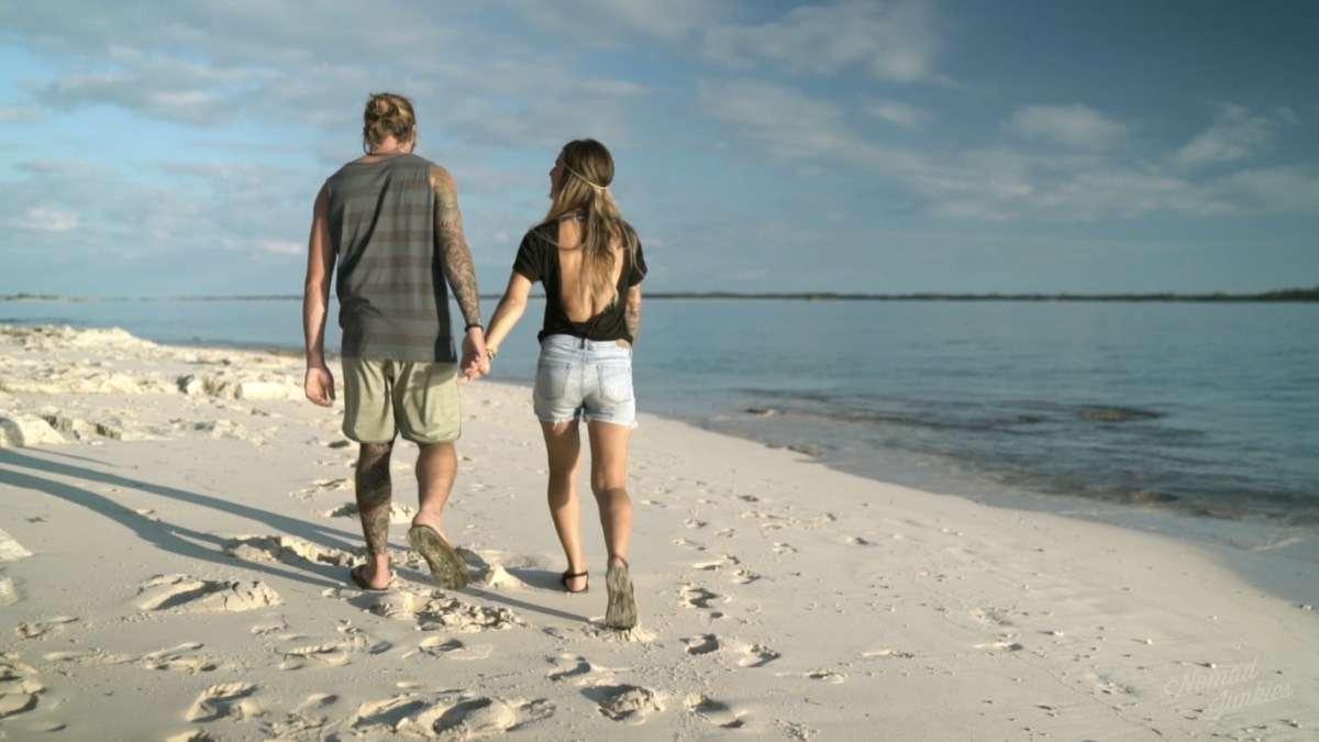 Alex & Julien Plage - Épisode 5 : aux Bahamas – Génération Nomade - Nomad Junkies