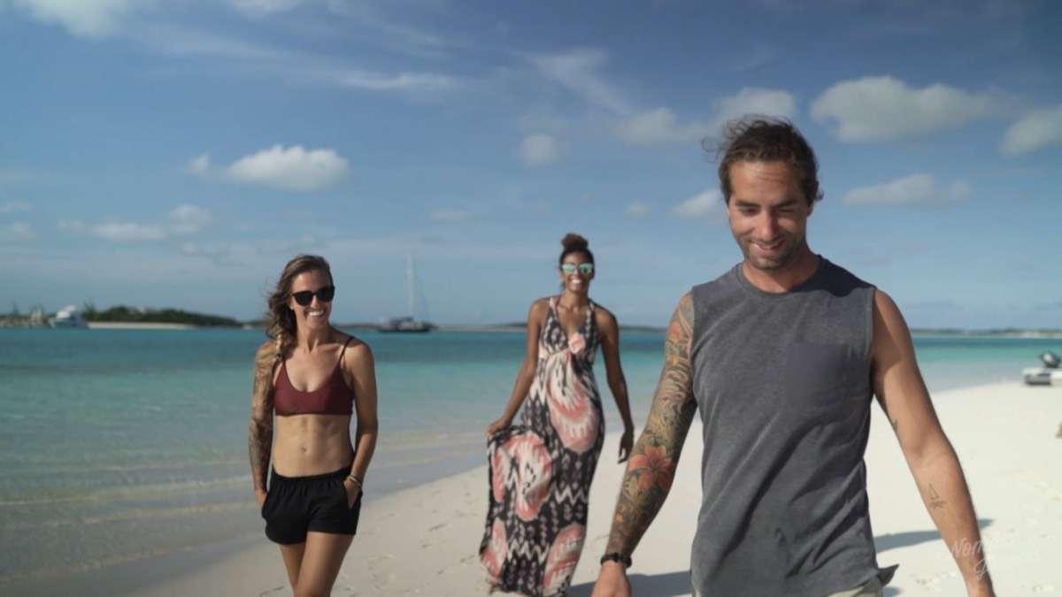Team Plage - Épisode 5 : aux Bahamas – Génération Nomade - Nomad Junkies
