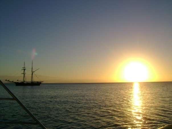 Coucher de soleil Whitsundays - Australie - Nomad Junkies