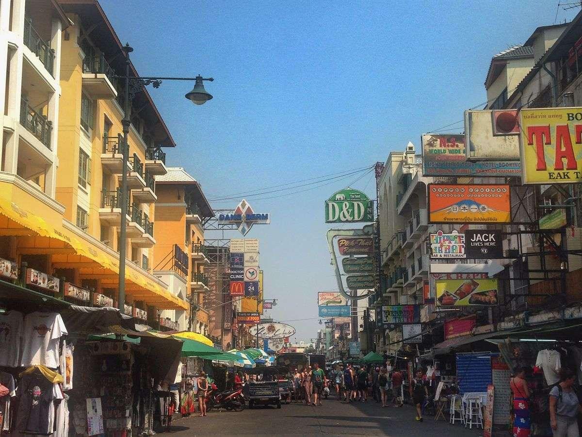Bangkok - Top 5 des meilleurs endroits pour un voyage solo - Nomad Junkies