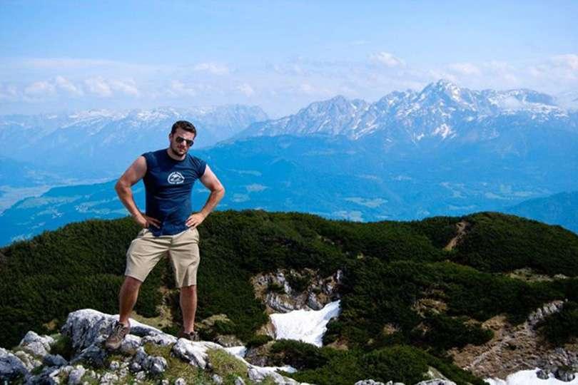 Matt Rae - Top 15 des plus sexy blogueurs-voyageurs (hommes) - Nomad Junkies