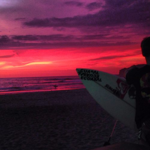 Mes plus beaux couchers de soleil