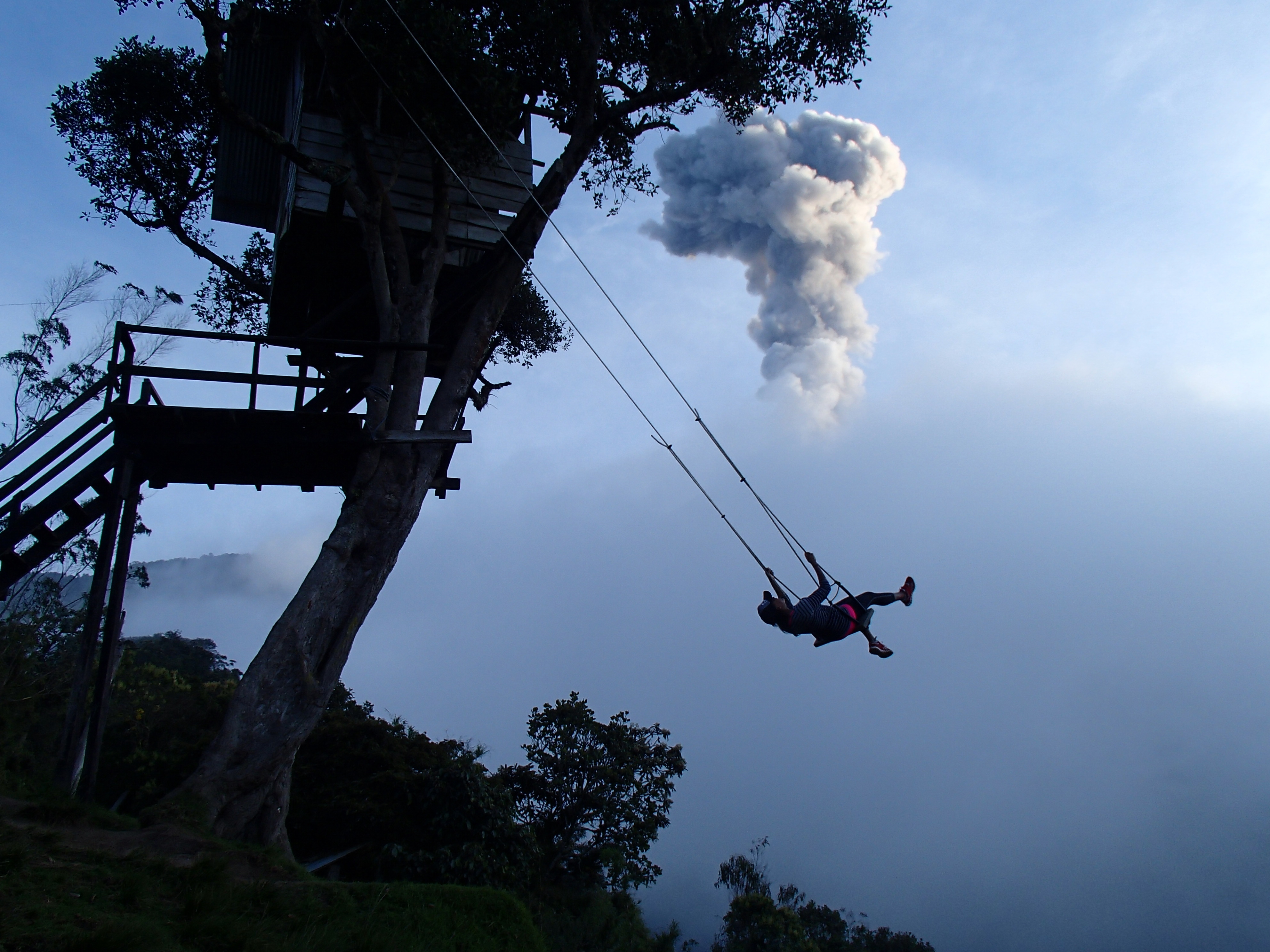 Equateur - Nomad Junkies