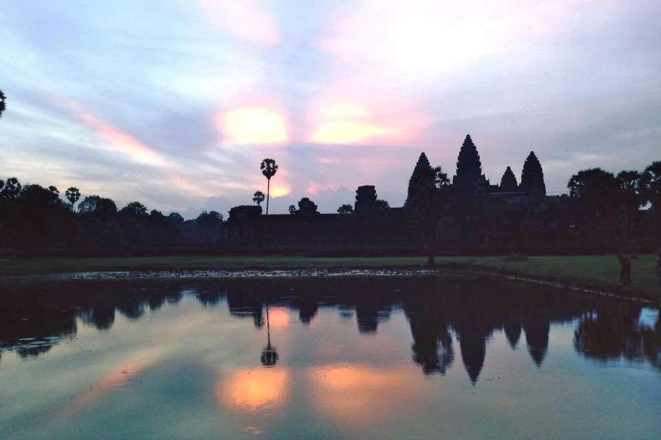 Angkor Wat (Cambodge) - Top 20 des endroits à explorer avant de mourir - Nomad Junkies