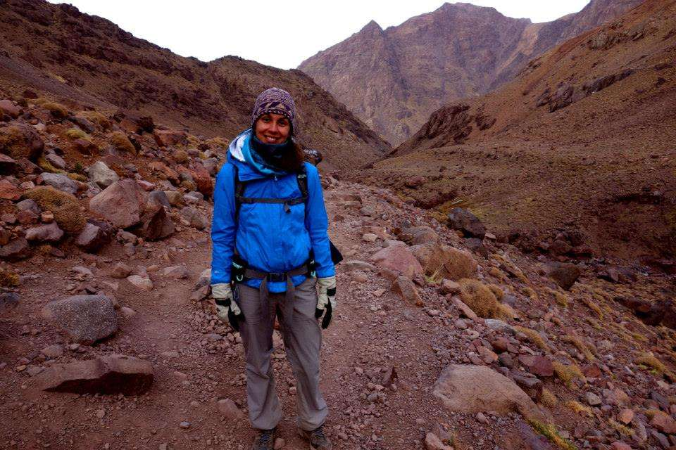 Ascension Toubkal - backpack Maroc