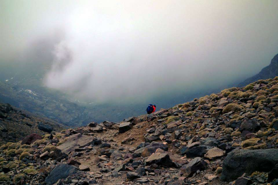 Backpack Maroc - Ascension Toubkal