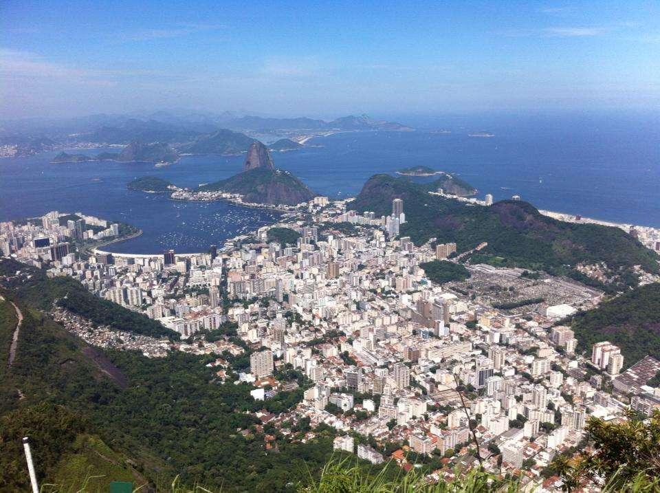 Christ Rédempteur (Brésil) - Top 20 des endroits à explorer avant de mourir - Nomad Junkies