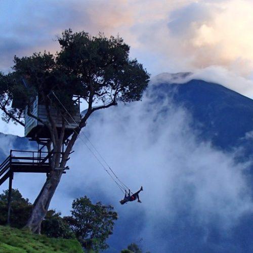 Baños : Capitale du sport extrême en Équateur