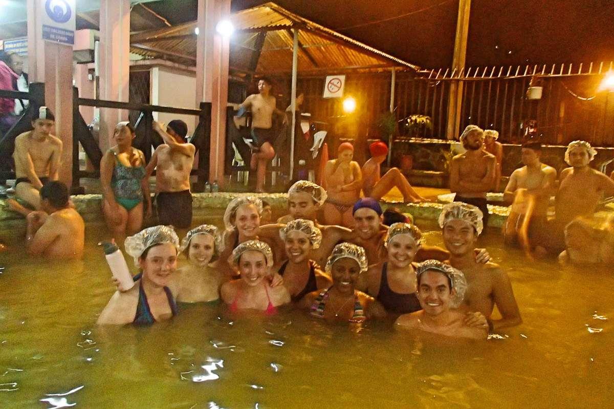 Hot springs - Baños : Capitale du sport extrême en Équateur - Nomad Junkies