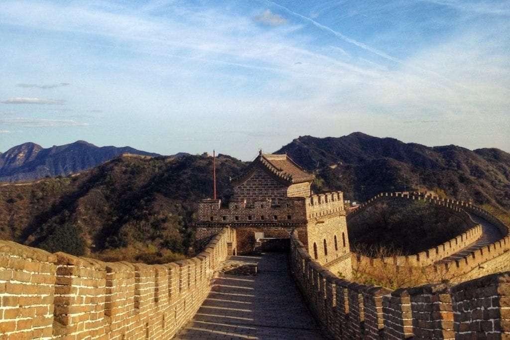 Grande Muraille (Chine) - Top 20 des endroits à explorer avant de mourir - Nomad Junkies