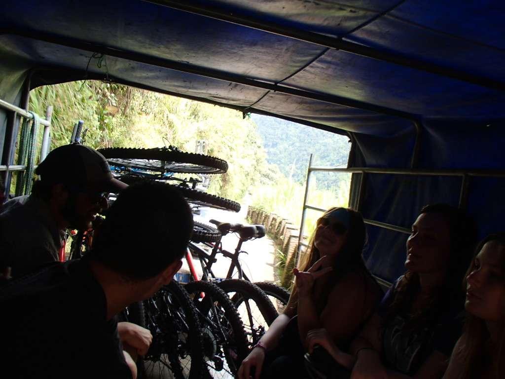 Ruta de las Cascadas - Baños - Équateur - Nomad Junkies