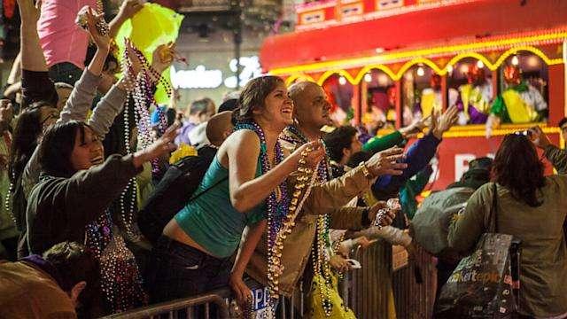 Mardi Gras Nouvelle-Orléans (Louisiane) - Top 20 des endroits à explorer avant de mourir - Nomad Junkies