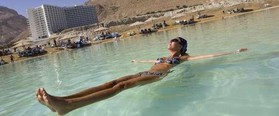 Mer Morte (Israël) - Top 20 des endroits à explorer avant de mourir - Nomad Junkies