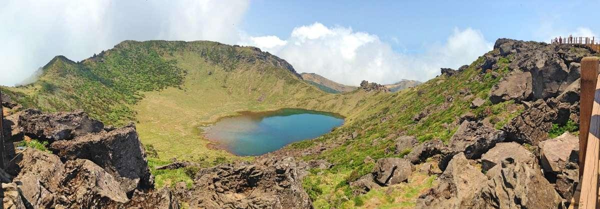 Cover Mont Hallasan - L'île de Jejudo : Le Hawaï de la Corée - Nomad Junkies