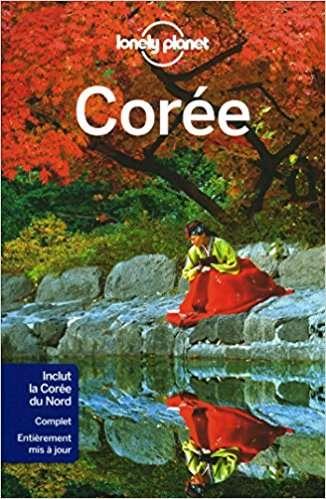 Lonely Planet Corée