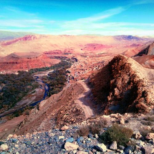 Roadtrip en 4×4 dans les gorges du Maroc